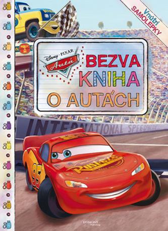 Autá Bezva kniha o autách