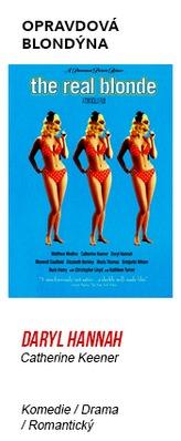 DVD film - Opravdová blondýna