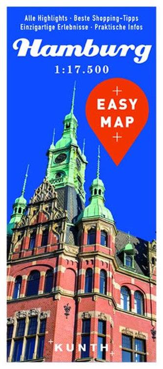 Hamburg - Easy Map 1:17 500