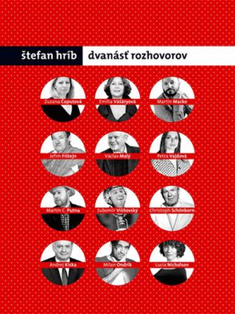 Dvanásť rozhovorov - Štefan Hríb