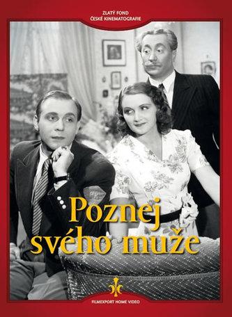 Poznej svého muže - DVD (digipack)