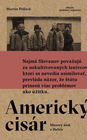 Americký cisár - Martin Pollack