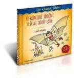 Tisíc nejkrásnějších pohádek - O princezně Jasněnce a ševci, který létal a další pohádky ( Audio 1CD MP3 + kniha)