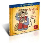 Tisíc nejkrásnějších pohádek - Zapomenutý čert a další pohádky ( Audio 1CD MP3 + kniha)