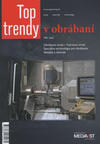 Top Trendy v obrábaní VIII. časť