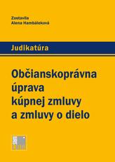 Občianskoprávna úprava kúpnej zmluvy a zmluvy o dielo