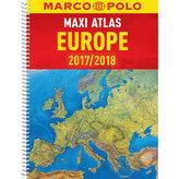 Europe 2017/18 maxi atlas