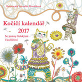 Kočičí kalendář 2017