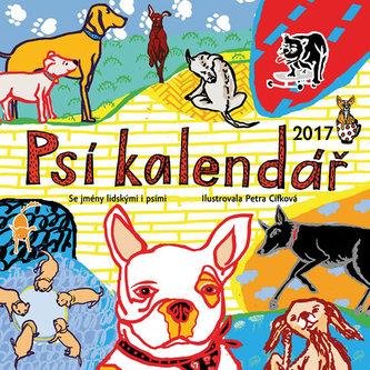 Psí kalendář 2017