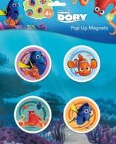 Pop Up magnety - Hľadá sa Dory