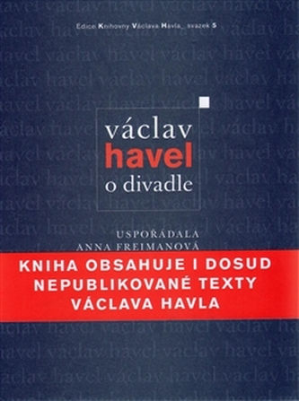 Václav Havel: O divadle - Anna Freimanová