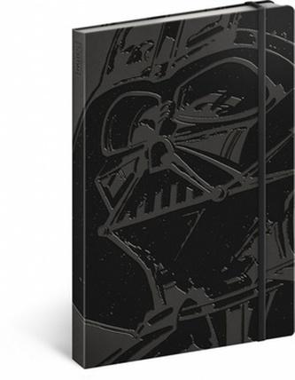 Star Wars Darth Vader notes nelinkovaný