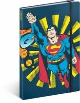 Notes - Superman/Bang, linkovaný, 13 x 21 cm