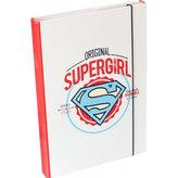 Desky na školní sešity A4 - Supergirl