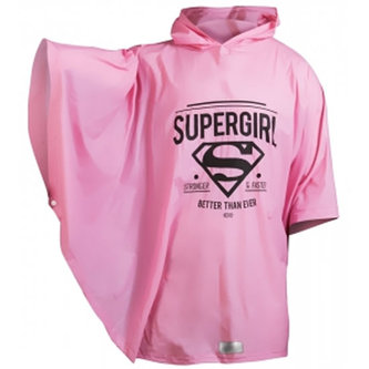 Supergirl/ORIGINAL - Pláštěnka pončo