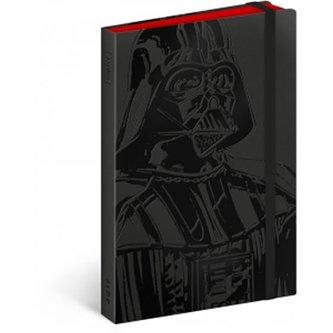 Star Wars Vader diář 2017
