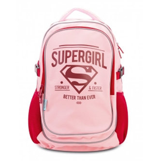 Supergirl/ORIGINAL - Školní batoh s pončem