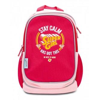 Supergirl/STAY CALM - Předškolní batoh