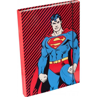 Desky na školní sešity A4 - Superman - neuveden