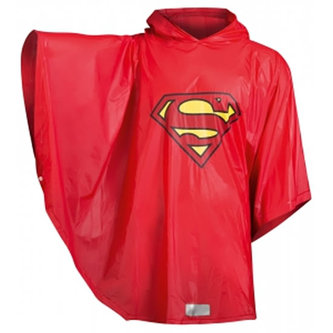 Superman/ORIGINAL - Pláštěnka pončo - neuveden