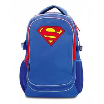 Superman/ORIGINAL - Školní batoh s pončem
