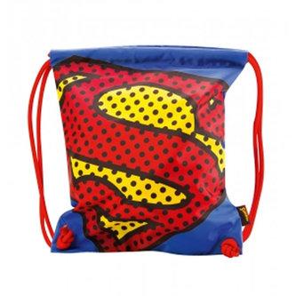 Superman/POP - Sáček na obuv - neuveden