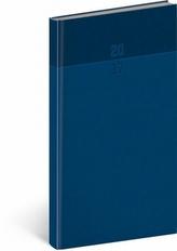 Diář 2017 - Aprint - kapesní/modrý