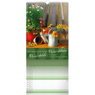 Kalendář nástěnný 2017 - Roční období