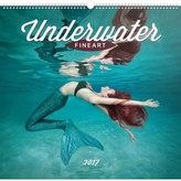 Kalendář nástěnný 2017 - Underwater Fineart/Lucie Drlíková