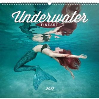 Kalendář nástěnný 2017 - Underwater Fineart/Lucie Drlíková - neuveden