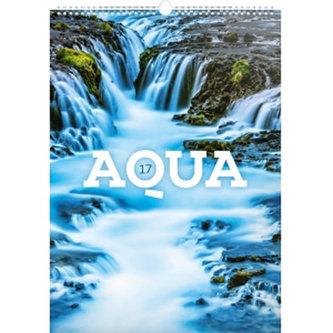 Kalendář nástěnný 2017 - Voda