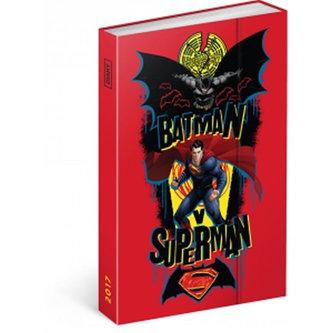 Batman v Superman Power diář 2017
