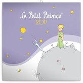 Kalendář poznámkový 2017 - Malý princ