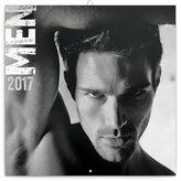 Kalendář poznámkový 2017 - Muži