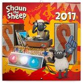 Kalendář poznámkový 2017 - Ovečka Shaun