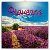 Kalendář poznámkový 2017 - Provence/Jakub Kasl, voňavý