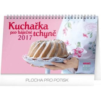 Kalendář stolní 2017 - Kuchařka pro báječné tchyně