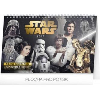 Star Wars Classic - stolní kalendář 2017