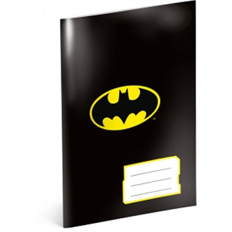 Sešit - Batman/Black/A5 linkovaný 40 listů