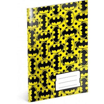 Sešit - Batman/Yellow/A5 nelinkovaný 40 listů - neuveden