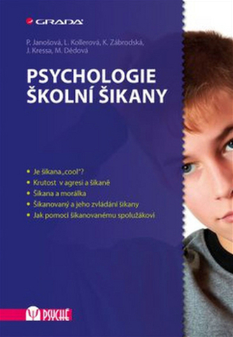 Psychologie školní šikany