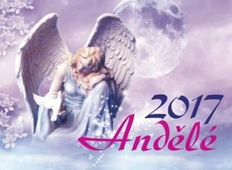 Andělé 2017 - stolní kalendář