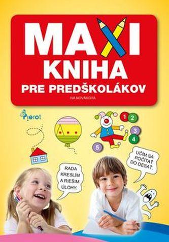 MAXIkniha pre predškolákov