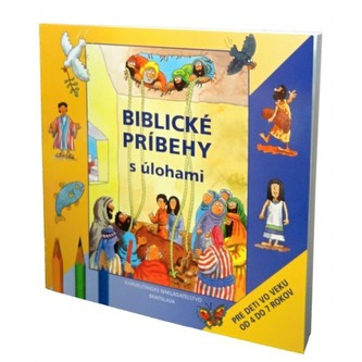 Biblické príbehy s úlohami
