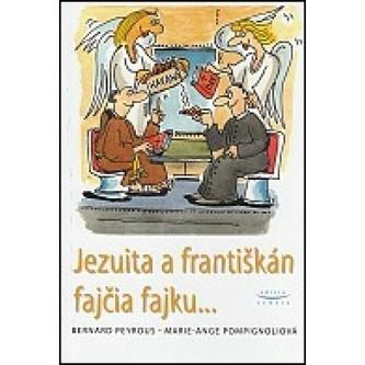 Jezuita a františkán fajčia fajku...