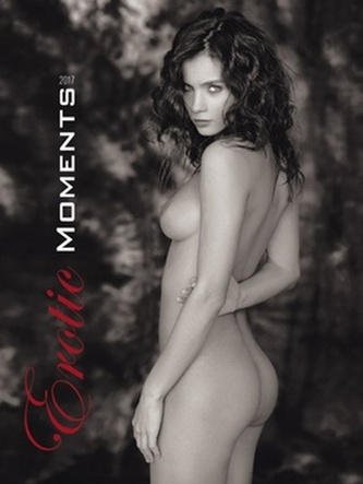 Erotic moments 2017 - nástěnný kalendář