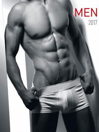 Men 2017 - nástěnný kalendář