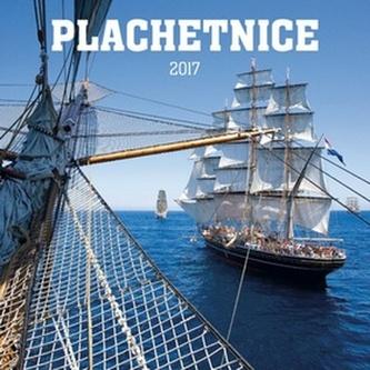 Plachetnice 2017 - nástěnný kalendář