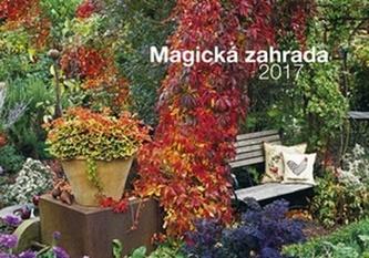Magická zahrada 2017 - nástěnný kalendář