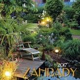 Zahrady 2017 - nástěnný kalendář
